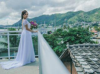 O casamento de Amanda e Isaac 2