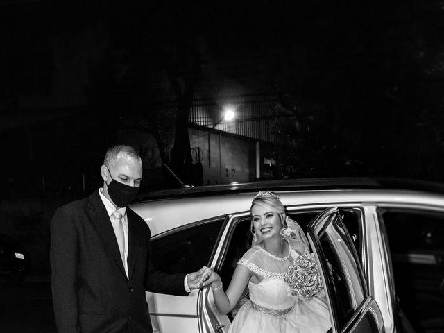 O casamento de Marcus e Karina em Osasco, São Paulo 11