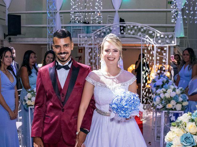 O casamento de Marcus e Karina em Osasco, São Paulo 21