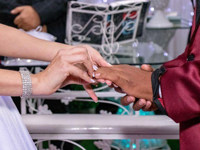 O casamento de Marcus e Karina em Osasco, São Paulo 24