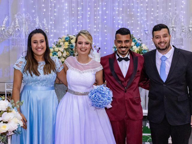 O casamento de Marcus e Karina em Osasco, São Paulo 30