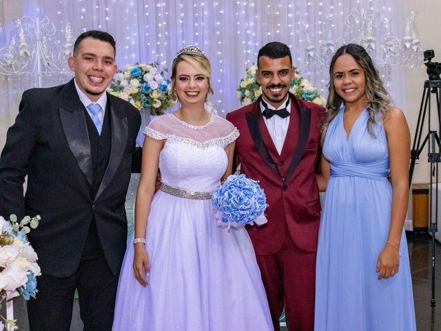 O casamento de Marcus e Karina em Osasco, São Paulo 31