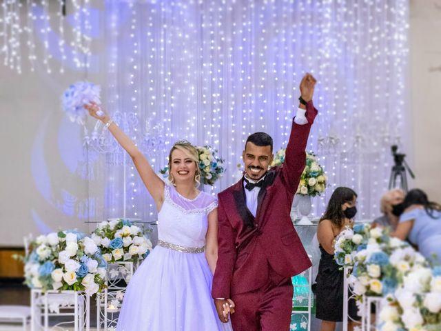 O casamento de Marcus e Karina em Osasco, São Paulo 32