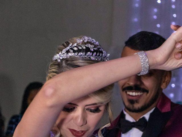 O casamento de Marcus e Karina em Osasco, São Paulo 36