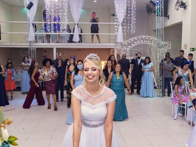 O casamento de Marcus e Karina em Osasco, São Paulo 50