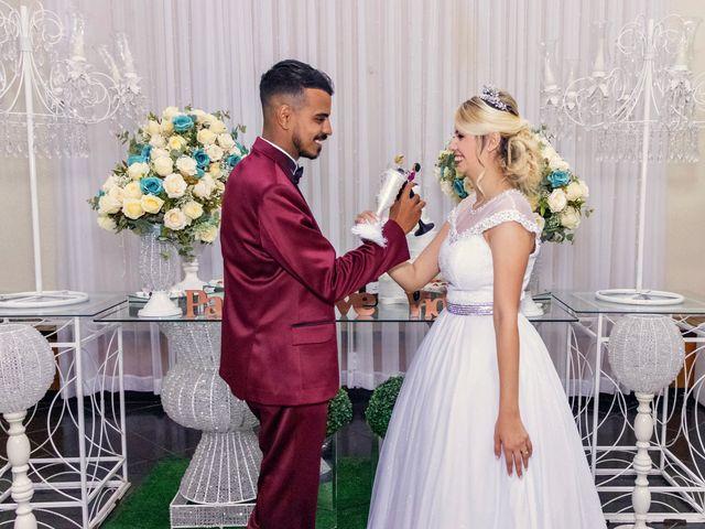 O casamento de Marcus e Karina em Osasco, São Paulo 52