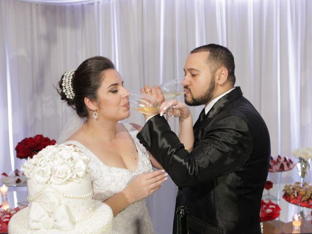 O casamento de Larissa e Márcio