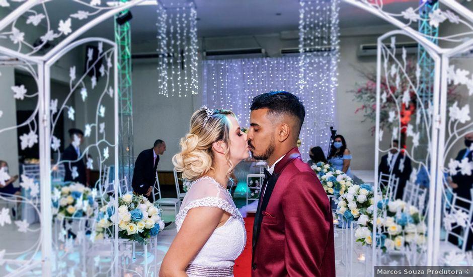 O casamento de Marcus e Karina em Osasco, São Paulo