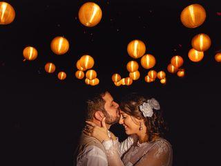 O casamento de Rafaela e Ney Dio