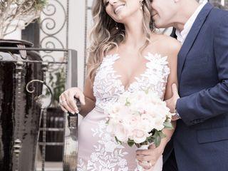 O casamento de Kelly e Alvaro