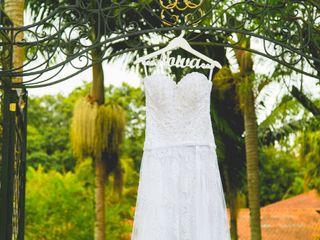 O casamento de Letícia e Dyoser 1
