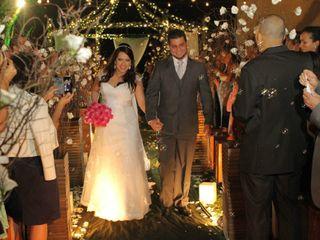 O casamento de Adriana e William