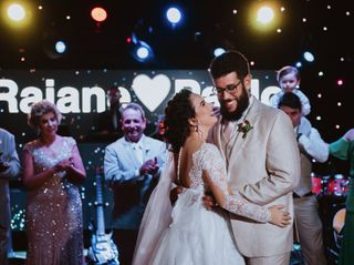 O casamento de Raiane e Paulo Fernando