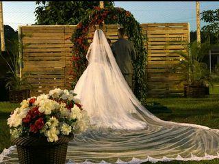 O casamento de Rayane e Anderson
