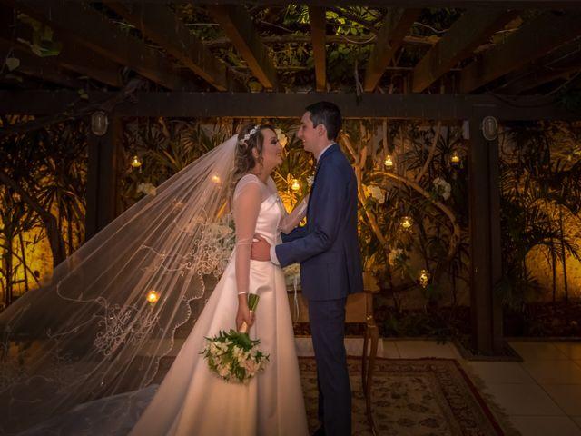 O casamento de Evelyse e Eduardo