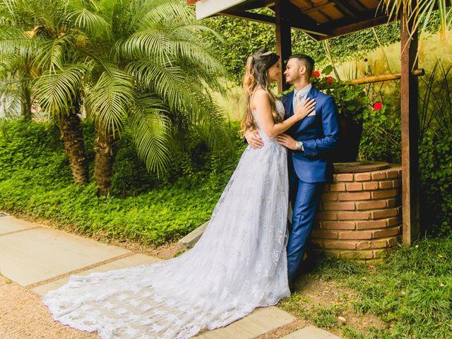 O casamento de Letícia e Dyoser