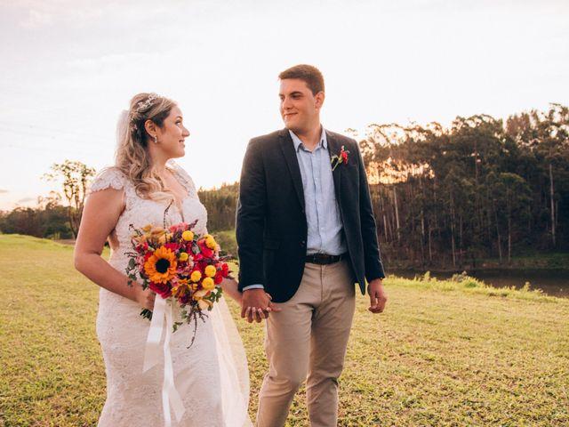 O casamento de Luiza e Danilo
