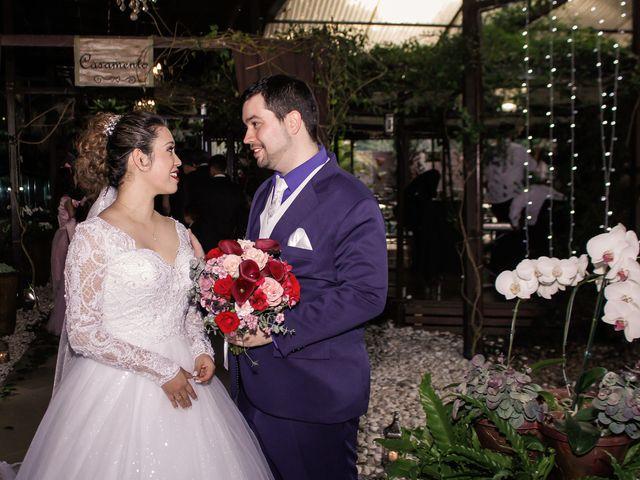O casamento de Karina e Renato