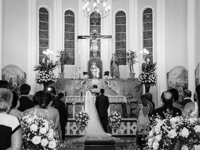 O casamento de Veronica e Maximiliano