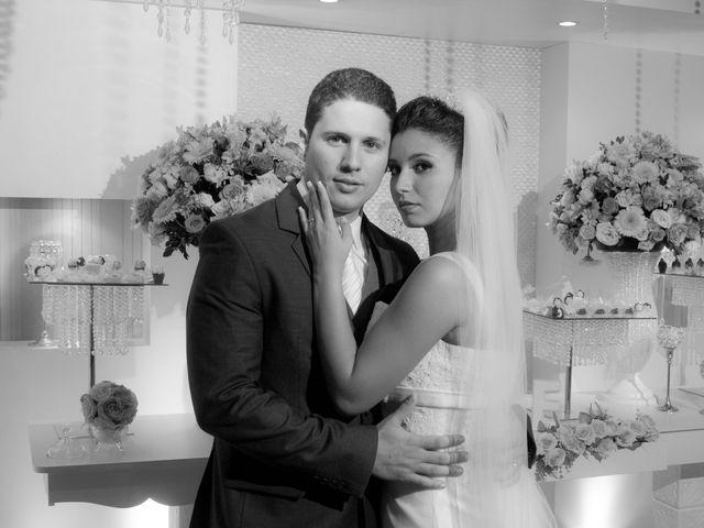 O casamento de Laura e Franklin