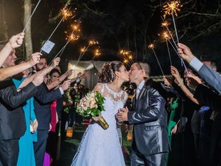 O casamento de Miriam e Thiago