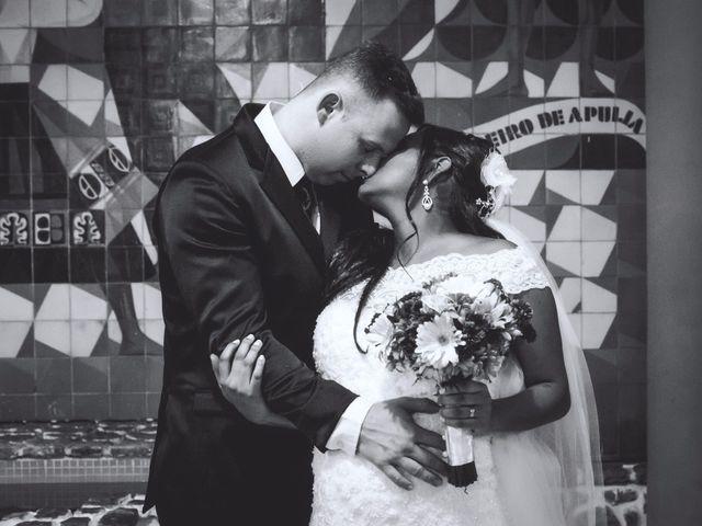O casamento de Karem e Rodrigo