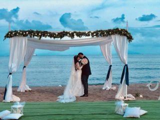 O casamento de Amanda e Saverio
