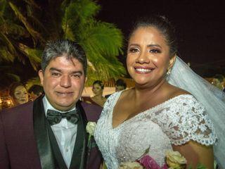 O casamento de Ana Cláudia e Joan Junior