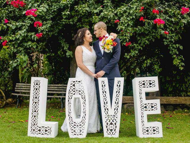 O casamento de Stefani e Tiago
