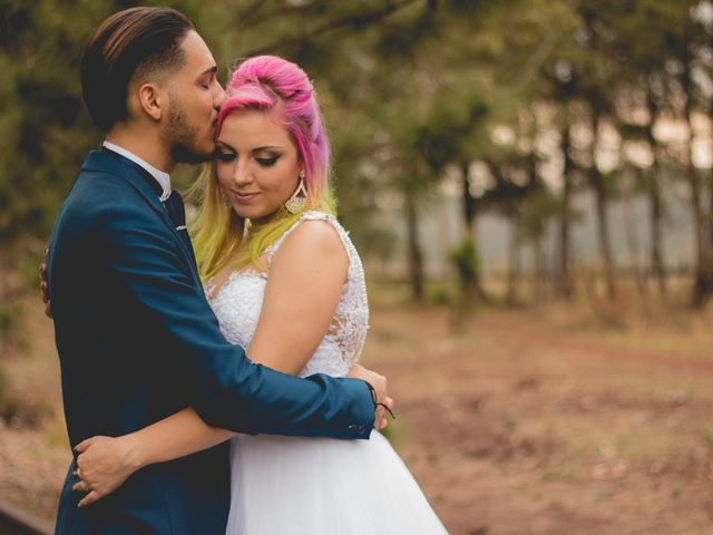 O casamento de Marcela e Júnior