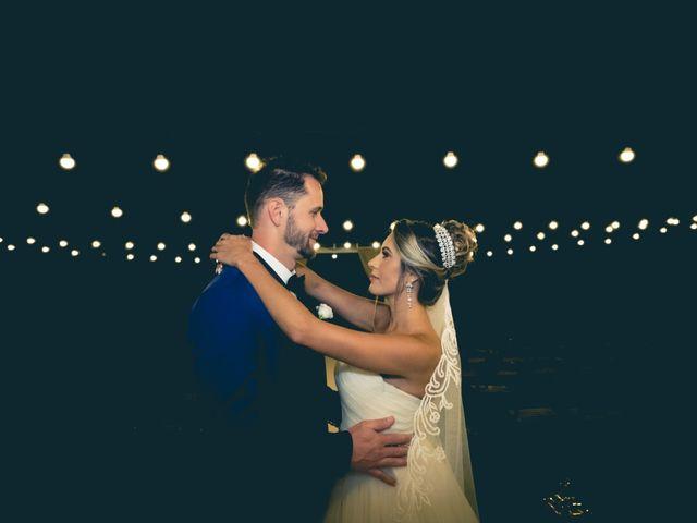 O casamento de Débora e Marcio