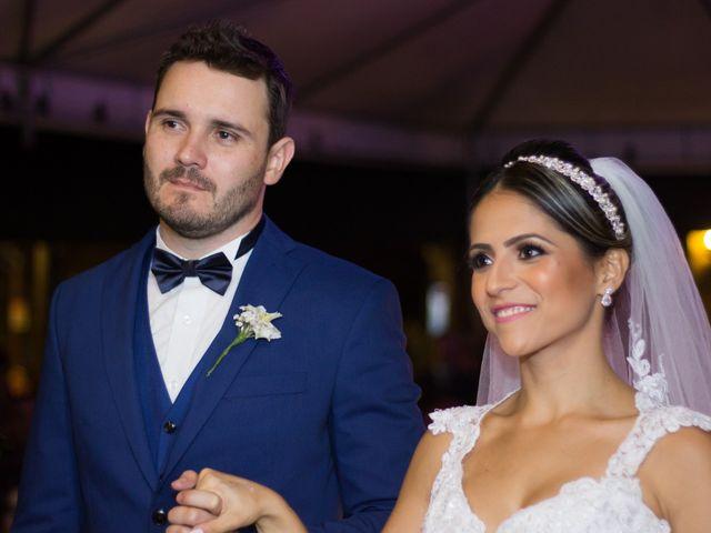 O casamento de Jeane e João
