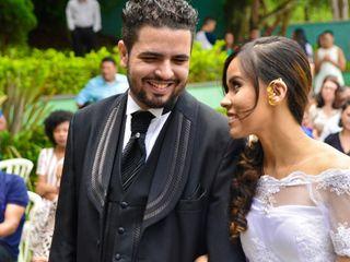 O casamento de Quezia  e Eduardo