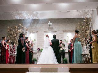 O casamento de Mayra e Vítor 1