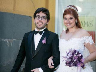 O casamento de Mayra e Vítor