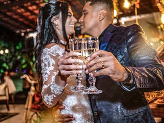O casamento de Juliete e Marcelo