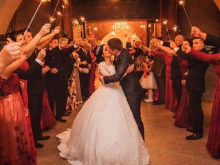 O casamento de Jessyka e Gabriel
