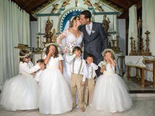 O casamento de Nathalia e Wlissis 3