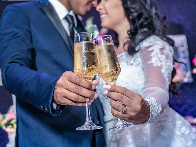 O casamento de Nathália e Antônio