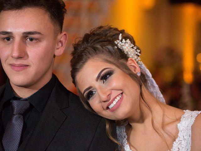 O casamento de Marcelle e Marcus
