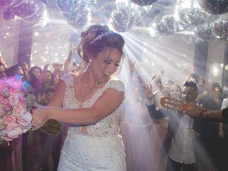 O casamento de Marlon e Jéssica