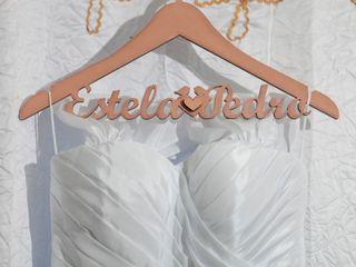 O casamento de Estela e Pedro 1