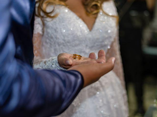 O casamento de Átila e Jéssica em Diadema, São Paulo 9