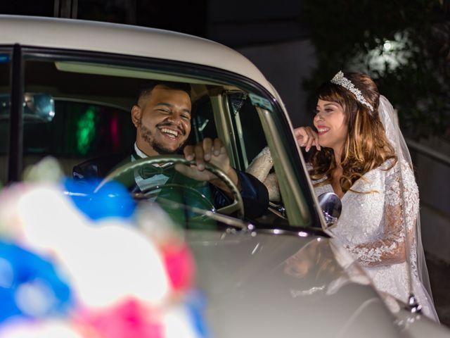 O casamento de Átila e Jéssica em Diadema, São Paulo 10