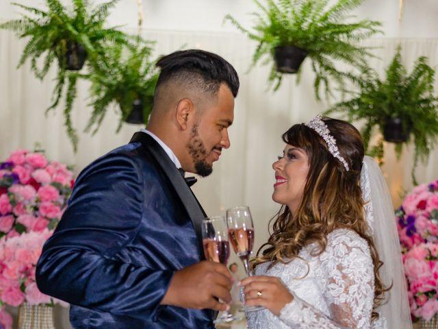 O casamento de Átila e Jéssica em Diadema, São Paulo 11