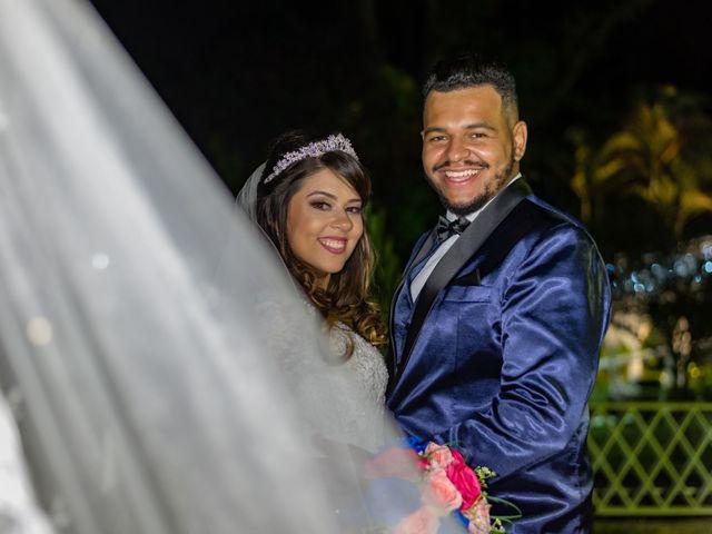 O casamento de Átila e Jéssica em Diadema, São Paulo 13