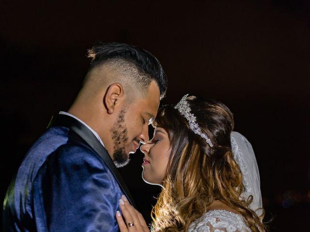 O casamento de Átila e Jéssica em Diadema, São Paulo 14