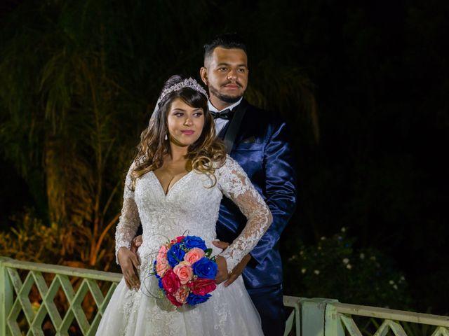 O casamento de Átila e Jéssica em Diadema, São Paulo 1