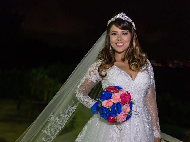 O casamento de Átila e Jéssica em Diadema, São Paulo 15