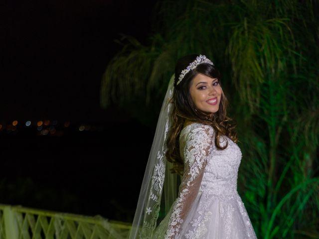 O casamento de Átila e Jéssica em Diadema, São Paulo 16
